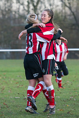 Altrincham LFC vs Stockport County LFC - December 2016-170 (MichaelRipleyPhotography) Tags: altrincham altrinchamfc altrinchamlfc altrinchamladies alty amateur ball community fans football footy header kick ladies ladiesfootball league merseyvalley nwrl nwrldivsion1south nonleague pass pitch referee robins shoot shot soccer stockportcountylfc stockportcountyladies supporters tackle team womensfootball