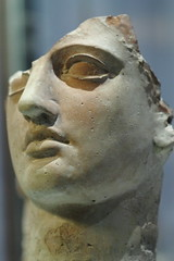 Greek face (harve64) Tags: agrigento sicily italy ancientruins greek temple archaeology museum museoarcheologico