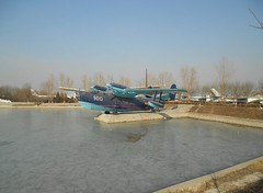 """Beriev Be-6P (Qing-6) 15 • <a style=""""font-size:0.8em;"""" href=""""http://www.flickr.com/photos/81723459@N04/30627034096/"""" target=""""_blank"""">View on Flickr</a>"""