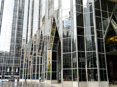 Pittsburgh Plate Glass Place, Pittsburgh Pennsylvania (duaneschermerhorn) Tags: architecture architect skyscraper building structure design glass glassclad modern contemporary modernarchitecture contemporaryarchitecture reflection reflective buildings city cityscape skyline urban