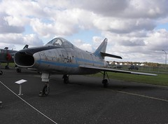 """Dassault Super Mystere B.2 24 • <a style=""""font-size:0.8em;"""" href=""""http://www.flickr.com/photos/81723459@N04/30766321311/"""" target=""""_blank"""">View on Flickr</a>"""