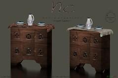 [NC] - Elegant Cabinet 1/2 (niki8901 - andycool90 ,Secondlife, Gor, Roleplay) Tags: nc noblecreations niki8901 andycool90 sl cosmopolitan medieval secondlife gor gorean fantasy slevents slfashion slave