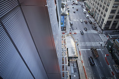 (themodulorman) Tags: towera 30hudsonyards 30hy hudsonyards newyorkcity newyork nyc architecture building construction glass metal aluminum steel stainlesssteel pohl curtainwall louver