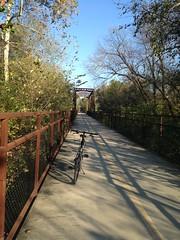 Osage_062 (gouldie) Tags: osageprairietrail tulsa sperry skiatook oklahoma bicycle foldingbike fuji fujiorigami