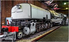 MOSI Manchester, Beyer Garratt loco (Pitheadgear) Tags: steam steamlocomotives trains railways loco locos beyergarratt gorton manchester beyerpeacock steampower lancashire manchestermuseumofscienceindustry mosi museum museums