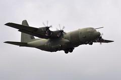 ZH885 (goweravig) Tags: zh885 swanseaairport swansea wales uk aircraft flyby raf hercules brizenortontransportwing coded885