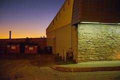 (Patrick J. McCormack) Tags: fuji gw690 kodak portra film 120 analog dusk twilight sunset