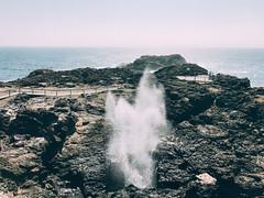 Kiama Blowhole, NSW (Jenny Herrero) Tags: kiama blowhole nsw australia photography beach rocks waves ocean water