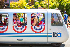 50th Annual Piedmont 4th of July Parade, Piedmont, California (Thomas Hawk) Tags: 4thofjuly america americanflag bart california eastbay fourthofjuly holiday independanceday july4 july4th piedmont usa unitedstates unitedstatesofamerica flag parade fav10