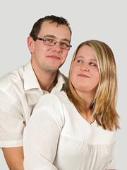 Antoine & Angelina (LM Photographe) Tags: eos7d canon portrait studio famille couple flash softbox