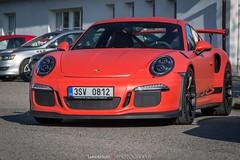 Porsche 911 (991) GT3 RS (Lukas Hron Photography) Tags: open day den otevench dve olympia wellness venory lamborghini sv aventador murcilago porsch gt3 rs 991 mercedesbenz sl black series ferrari 599 gto supercars luxury amg superveloce