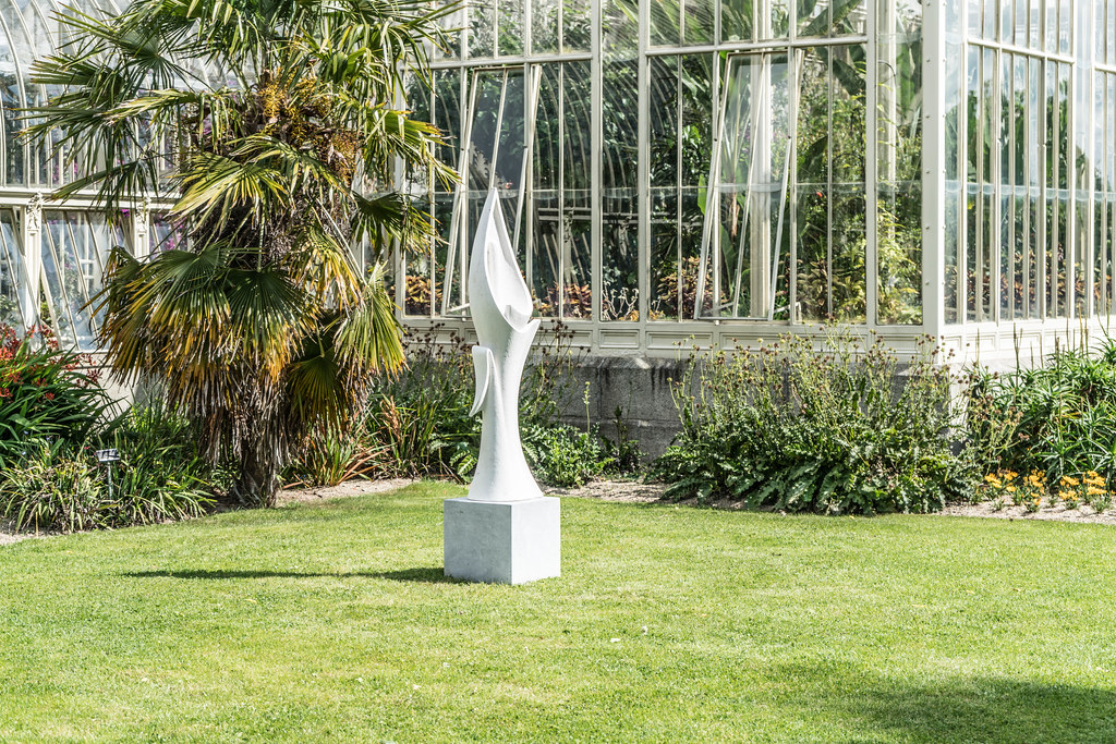 SCULPTURE IN CONTEXT 2015 AT THE NATIONAL BOTANIC GARDENS [UNOFFICIAL PREVIEW] REF-107337