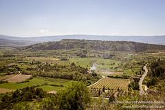Hilltop Town of Gordes, Provence, France