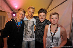 Staff & Backstage Vendredi 14 août 2015 /