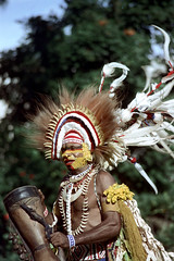 28-118 (ndpa / s. lundeen, archivist) Tags: man color film face festival fiji 35mm necklace costume clothing drum traditional nick feathers culture makeup suva southpacific drummer warrior 28 tradition 1970s facepaint performer 1972 necklaces headdress dewolf oceania fijian pacificartsfestival pacificislands festivalofpacificarts southpacificislands nickdewolf photographbynickdewolf festpac pacificislandculture southpacificfestival reel28 southpacificartsfestival southpacificfestivalofarts fiji72