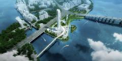Проект смотровой башни Zhuhai Observation Tower от WVA Architects