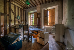 Chateau Fachos (F.T.Aiello) Tags: abandoned frank lost places chateau urbex lostplaces aiello