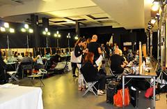 Milan Fashion Week spring/summer 2015, backstage of the Missoni show (Paulix Black) Tags: girls beauty glamour italian italia milano models moda glam chic fashionista sashion