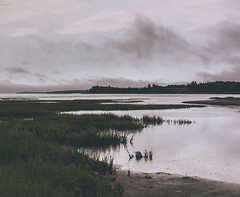Sand Dollar Beach-2 (Gemma Stevens Photography) Tags: ocean travel light vacation sky canada color colour reflection beach nature beautiful clouds composition canon outside photography photo nice student day afternoon novascotia image outdoor earth gorgeous awesome july overcast naturallight location canadian calm vegetation northamerica environment dslr fabulous edit sanddollarbeach justshoot vsco canon5dmarkii vscocam