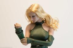 Verycool Viper's One-Piece Bodysuit Set (edwicks_toybox) Tags: stainlesssteel highheels bodysuit viper verycool 16scale femaleactionfigure phicen