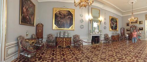 華沙皇宮博物館-豪華風