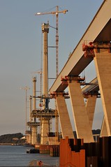Forth Replacement Crossing (robert55012) Tags: bridge scotland crossing fife replacement forth queensferry