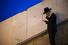 alerts (eb78) Tags: israel jerusalem middleeast streetphotography bluehour oldcity jewishquarter