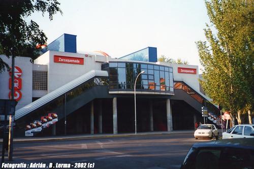 Estación de Zarzaquemada - 3/08/2002