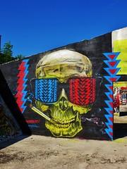 Scarpulla, Klaas Van der Linden / Dok Noord - 2 okt 2015 (Ferdinand 'Ferre' Feys) Tags: streetart graffiti belgium belgique belgië urbanart graff ghent gent gand graffitiart arteurbano artdelarue urbanarte scarpulla klaasvanderlinden