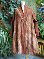 manteau coton burkina