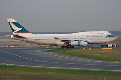 Cathay Pacific Airways Boeing 747-467 B-HOS (M. Oertle) Tags: flugzeuge avions airplanes aviones aviões aeroplani 飛機 เครื่องบิน airplane kambui cathaypacificairways 744 747 747400 aeroplane air aircraft airline airliner airliners airlines airport aviation b744 b747 boeing boeing747 boeing747400 cargo civilaviation freighter jet jumbo jumbojet china hongkong hkg airways cathay cathaypacific frankfurtammain rheinmain eddf bhos