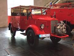 Daimler Benz L 1500 A 1941 (John Steam) Tags: salzburg classic benz expo 4wd oldtimer feuerwehr 1941 daimler ffw 2015 freiwillige lschfahrzeug allrad piding l1500a fp88