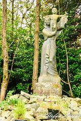 Madonna and Child Benburb by Gabriel Hayes (Salmix_ie) Tags: county ireland castle shop gardens bottle october northern spar priory tyrone benburb 2015 servite mcanallen