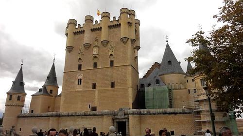 2015-1136 Segovia Alcazar
