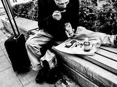 TIGHT TIN (Galantucci Alessandro) Tags: street city portrait people blackandwhite bw white black monochrome contrast photography monocromo town eyecontact europe strada gente candid serbia streetphotography documentary east persone grainy belgrade fotografia bianco ritratto nero biancoenero citt contrasto fotografiadistrada documentaristica