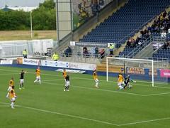 Falkirk v East Fife, Petrofac Cup (luckypenguin) Tags: scotland football falkirk petrofac cup petrofactrainingcup eastfife westfield stadium