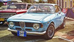 Alfa Romeo Giulia 1965 (Edgar Cobo) Tags: vintage sony alfaromeo giulia carlzeiss sel55f18z sonnartfe1855 sonya7m2 sonya7ii