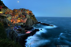 somewhere on earth is a paradise (Rex Montalban Photography) Tags: italy europe cinqueterre manarola hdr rexmontalbanphotography