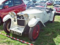 895 Riley Nine Gamecock Sports (1932) (robertknight16) Tags: riley 1930s british sportscar gamecock prescot av5437
