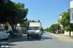 Iveco Daily  Tunisia 2015 (seifracing) Tags: rescue cars car volkswagen day cops traffic britain tunisia tunis transport citroen police voiture ambulance vehicles vans trucks van polizei recovery tunisie opel iveco brigade vauxhall tunisian tunesien seifracing
