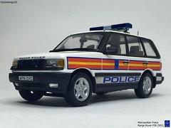 Metropolitan Police Range Rover P38 (SEG) (Oscartango25) Tags: 3 code princess police rover 101 diana 1997 service range metropolitan seg 999 143 p38 autoart code3 m715cvc