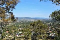 Southern Canberra - View from Rob Roy Hill (AndyBrii) Tags: canberra banks conder royroyhill