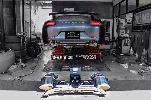 Porsche 991 Black Edition