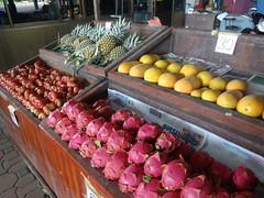S7743【マンゴスチン石鹸プレゼント付】南国タイの果樹園フルーツ狩りツアー