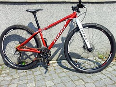 Niner EMD 9 RIDER Sunrace Bike by RevolutionSports.eu for Konstructive-Unikate.de