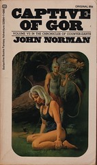 ballantine 02994 (Boy de Haas) Tags: sf fiction vintage science fantasy scifi 1970s seventies paperbacks dachille