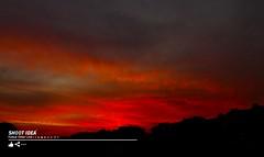 Sunset Alexandria (4) (Shoot Idea) Tags: sunset sky cloud sun alexandria egypt   مصر تخيل الغروب الشمس سحب الإسكندرية السماء