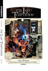 Preview: Last Temptation Collection **Signed & Remarked Edition** (All-Comic.com) Tags: comics dynamite neilgaiman davemckean previews lasttemptation michaelzulli allcomicpreviews allcomic