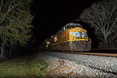 UP 5496 ( DPU ) (gameover340) Tags: up train louisiana tracks unionpacific gevo sd70m sd70ace rocktrain emds ac45ccte updequincysubdivision