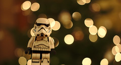 Christmas on the Death Star. [Explored Dec 21, 2015] (GOLDFOCUS) Tags: christmas trees light red trooper color detail reflection tree green rot colors yellow digital canon reflections germany dark giant de toy toys happy deutschland eos death lights star licht starwars cool fantastic dof lego bokeh stormtroopers great pale gelb stormtrooper lone shooting lonely 28 pancake 24mm nophotoshop grn farbe efs f28 dunkel lichter farben reflektion schrfentiefe autofocus lonesome blass aufgabe golddragon geringeschrfentiefe happyshooting hsbilderflut macromondays canoneos60d starwarstrooper eos60d goldfocus thebeautyofbokeh